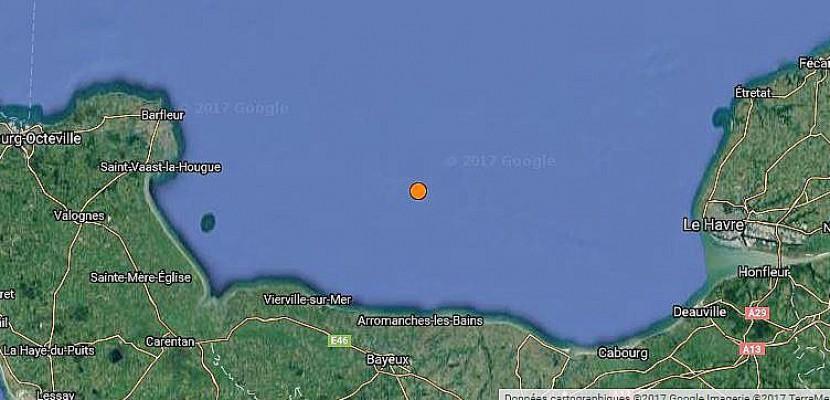 Deux séismes de faible amplitude enregistrés en Normandie