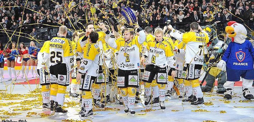 Hockey-sur-glace. Rouen défie Grenoble en finale de la Coupe de France !