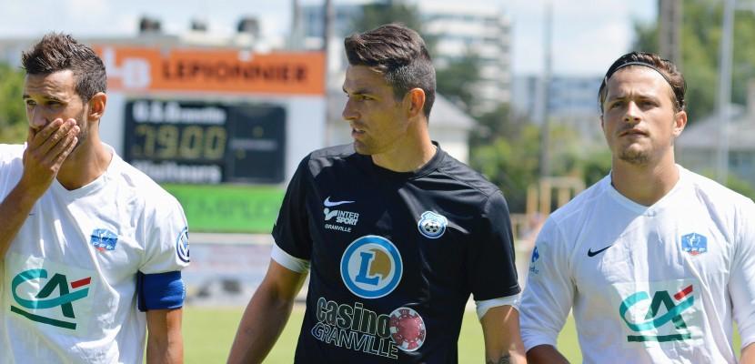 Football (CFA, 20e journée) : Granville rate l'occasion de revenir en tête !