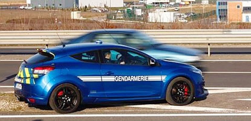 Une conductrice flashée à 190 km/h sur l'A13 dans le Calvados