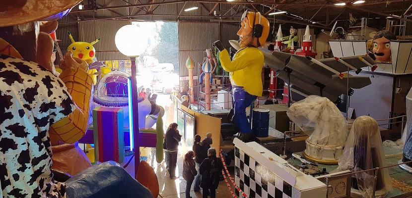 Carnaval de Granville : les chars en partie dévoilés ce week-end !