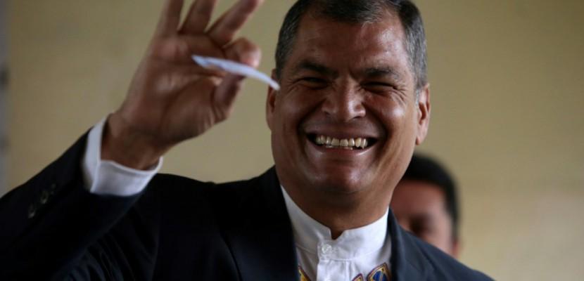 Equateur: Correa appelle à respecter le résultat des élections