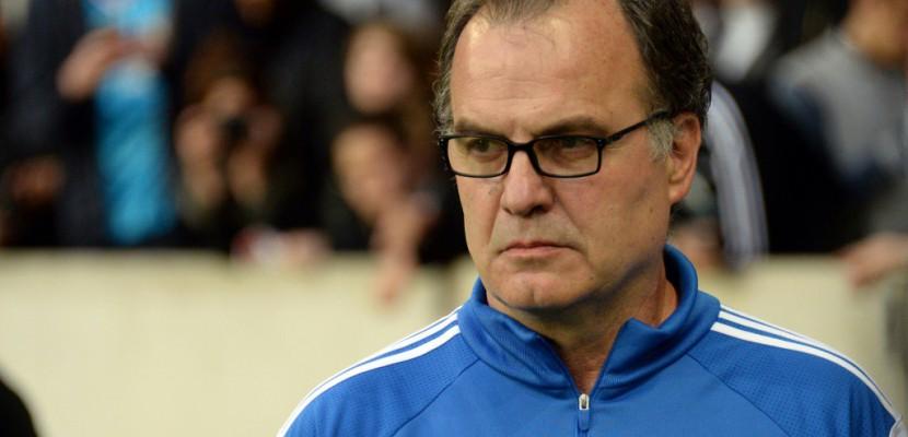 """Ligue 1: Bielsa de Marseille à Lille, la diagonale du """"Fou"""""""