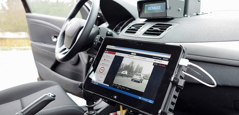 """Une association d'automobilistes s'indigne d'une """"privatisation"""" des radars embarqués"""