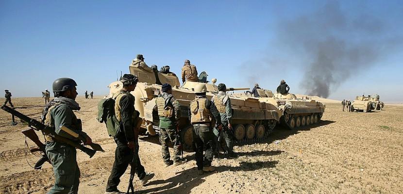 Irak: l'étau se resserre à Mossoul, dernier bastion de l'EI