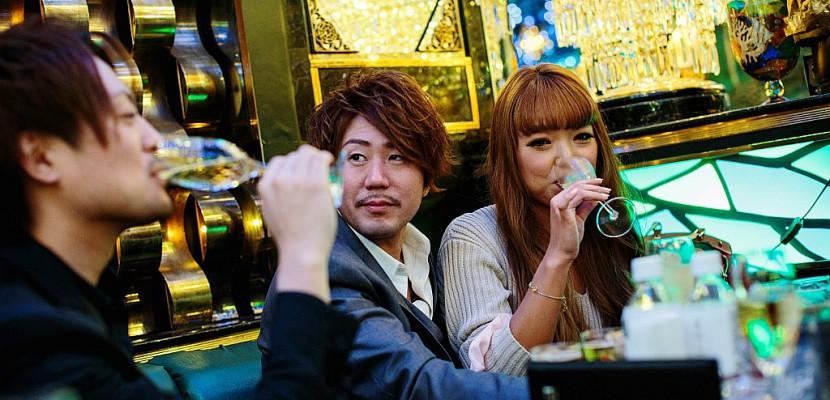 Au Japon, de coûteux Don Juan pour femmes en mal d'amour
