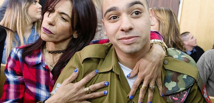 Israël: le soldat Azaria condamné à 18 mois de prison