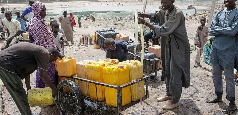 Cauchemar logistique dans le nord-est du Nigeria, coupé du monde