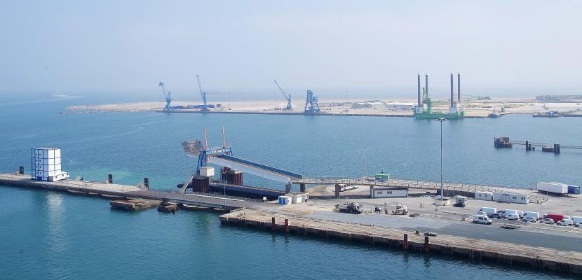 Marchés publics sur les ports : les entreprises de Normandie favorisées