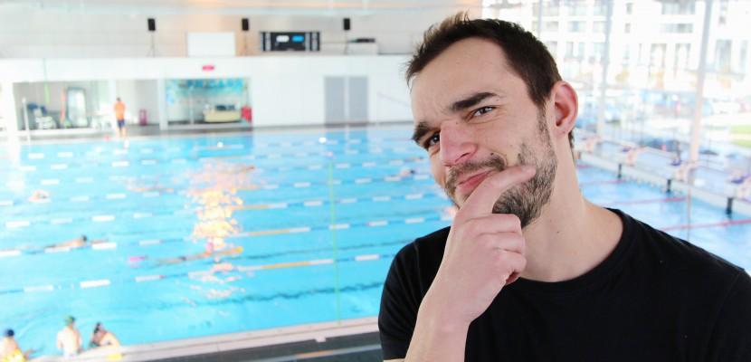 Un mort à la piscine de Caen : le mystère de Clued'eau