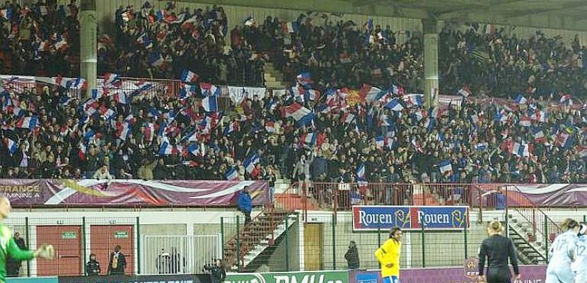 Les dernières places pour le 8e de finale de Quevilly Rouen Métropole mises en ventes !