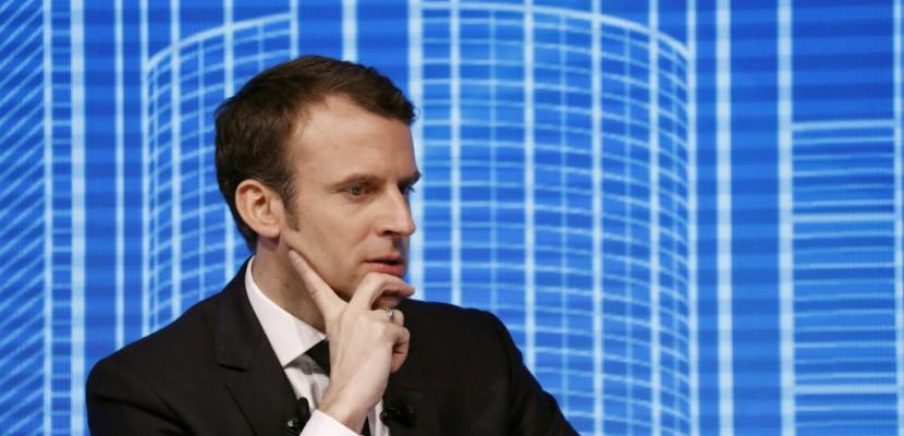 Macron veut 60 milliards d'économie de dépenses publiques