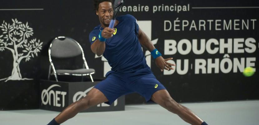 Tennis: Monfils et Tsonga rejoignent Gasquet et Simon en quarts à Marseille
