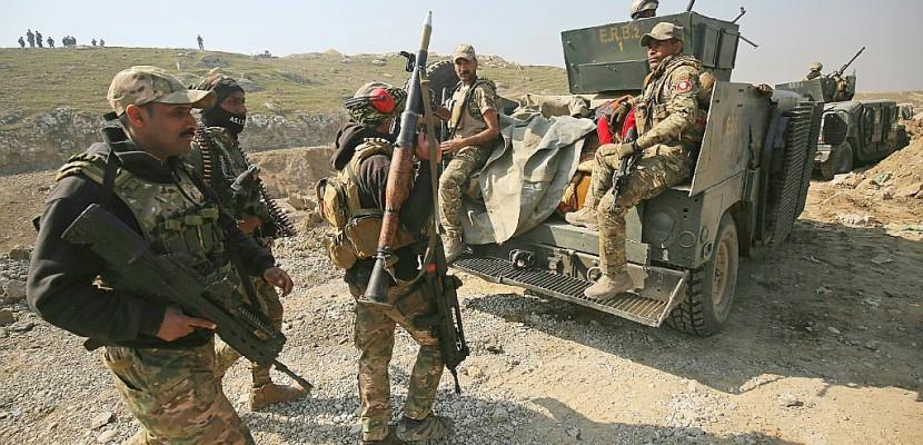 Mossoul: les forces irakiennes en passe de prendre l'aéroport