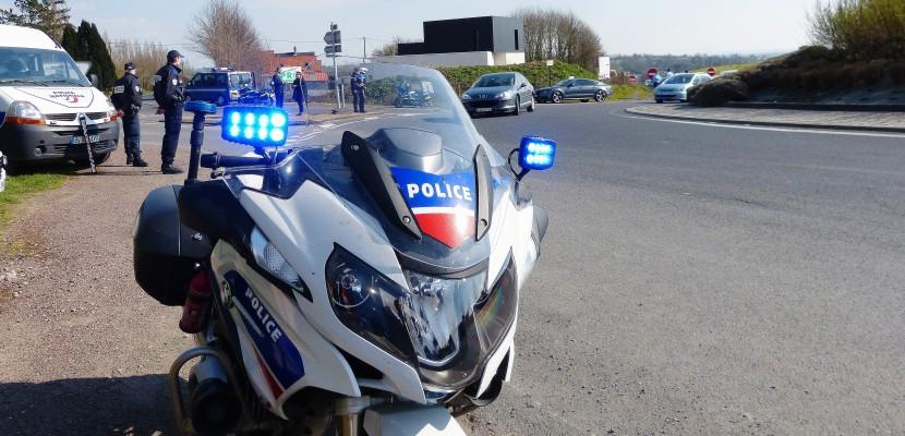 Excès de vitesse dans le Cotentin : 137 au lieu de 90 km/h