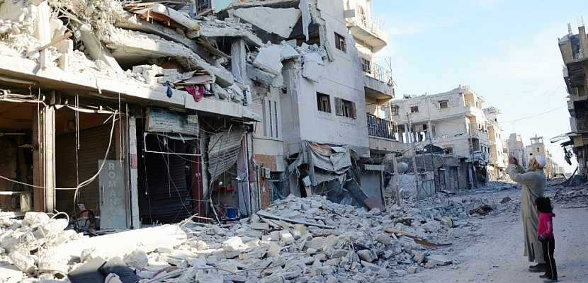 Syrie: attentat suicide près d'Al-Bab, plus de 50 morts