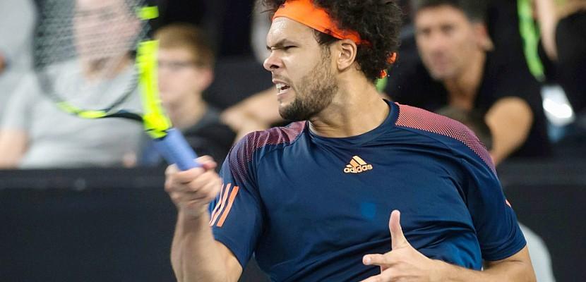 Tennis: une finale 100% française à Marseille pour Tsonga qui visera le doublé