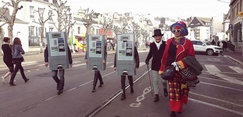 Carnaval de Granville : les carnavaliers ont les clefs de la ville !