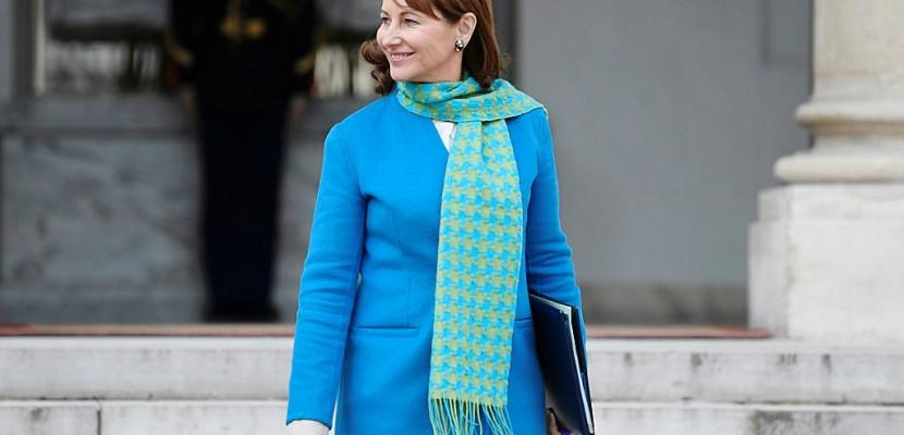 Législatives: Ségolène Royal annonce qu'elle ne sera pas candidate