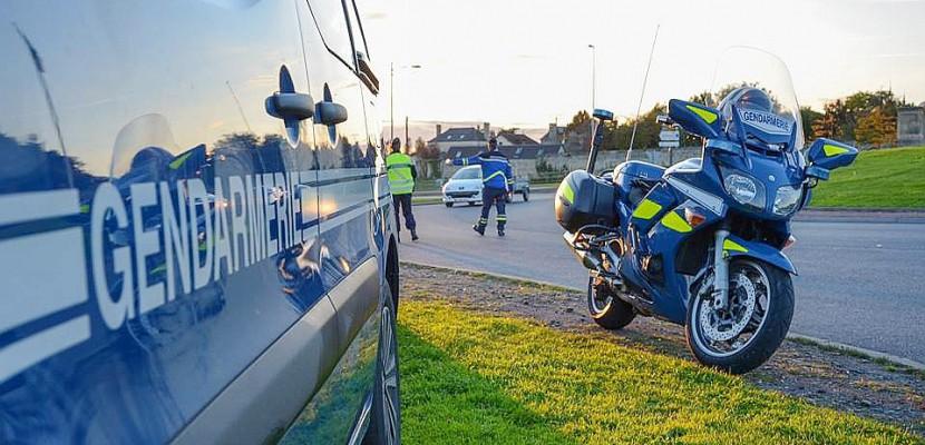 Normandie : un automobiliste drogué flashé à 138 km/h au lieu de 50km/h