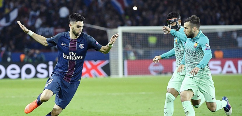 Ligue 1: Pastore titulaire surprise avec le Paris SG contre Marseille