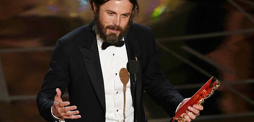 Casey Affleck remporte l'Oscar du meilleur acteur