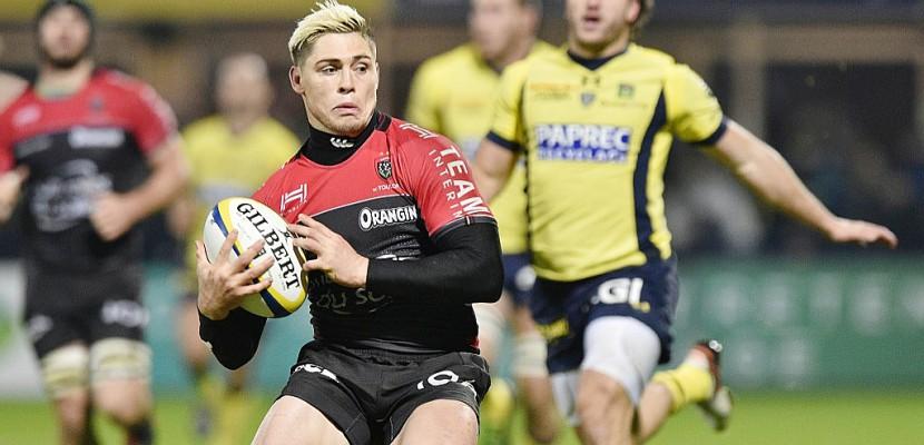 Rugby: O'Connor mis à pied par Toulon après son contrôle positif à la cocaïne