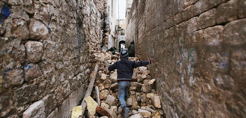 Les horreurs de la bataille d'Alep passées au crible d'une enquête de l'ONU