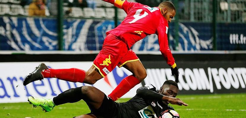 Coupe de France: le PSG et Guingamp passent, Strasbourg trépasse