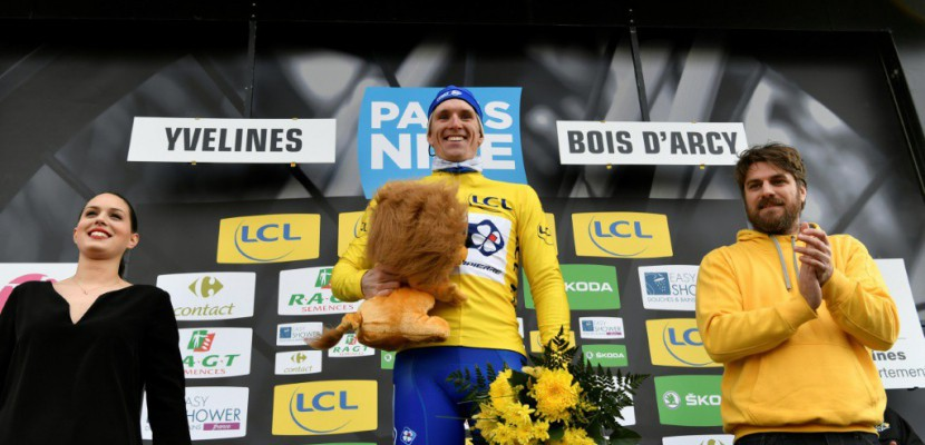 Paris-Nice: victoire d'Arnaud Démare