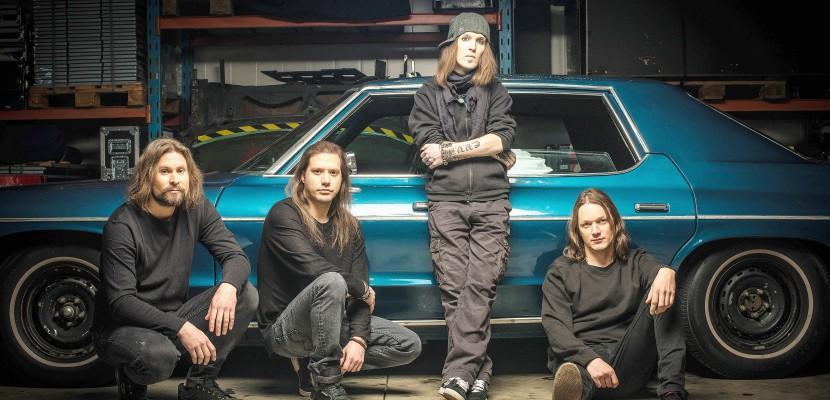 """Le Cargö aux couleurs du métal avec """"Children Of Bodom"""""""