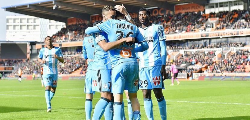 Ligue 1: Marseille veut passer la 5e, le PSG en phase post-traumatique