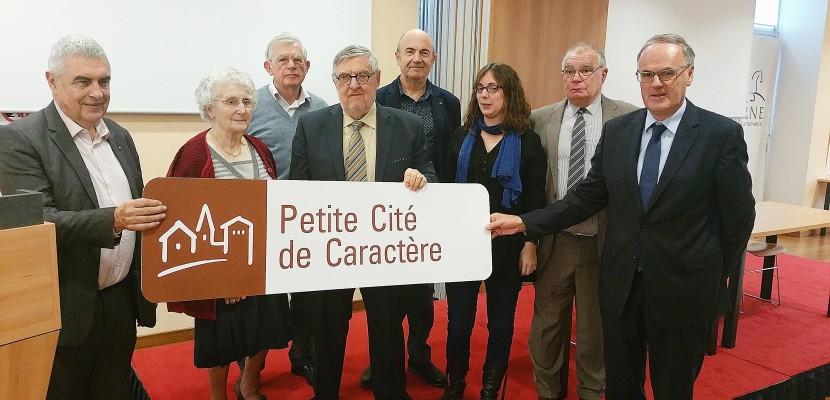 """Un réseau de """"Petites cités de caractère"""" dans l'Orne"""