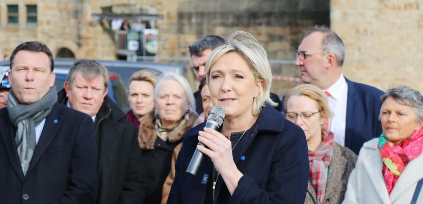 Présidentielle : quels élus de Normandie parrainent le Front national ?