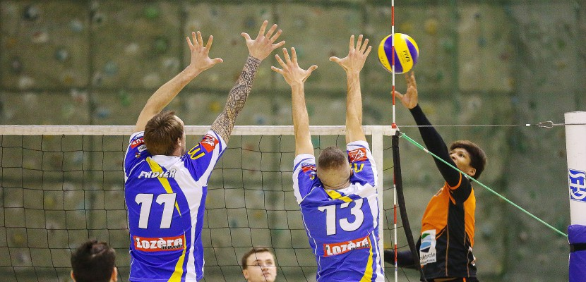 Volley-Ball: Canteleu-Maromme dans une spirale infernale