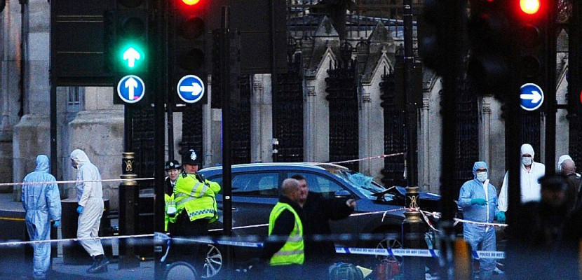 Les moments dramatiques de l'attentat de Londres