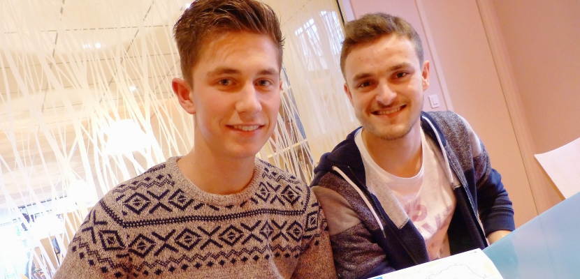 À 20 ans, deux jeunes de Rouen se lancent dans un road-trip de 2 000 kilomètres en Mongolie