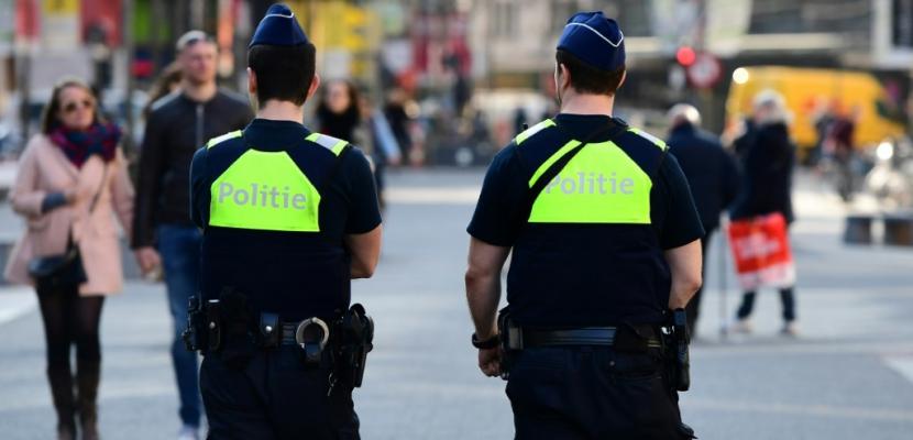 """Anvers: l'homme arrêté inculpé pour des faits """"à caractère terroriste"""""""