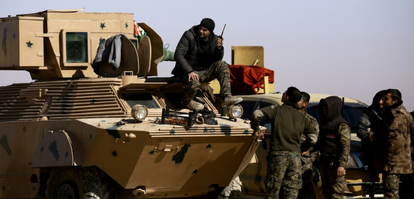 Paris annonce la bataille imminente de Raqa, prudence sur le terrain