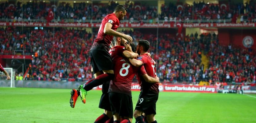 Mondial-2018: la Turquie poursuit son redressement contre la Finlande