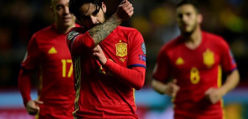 Mondial-2018: l'Espagne leader dans la sérénité