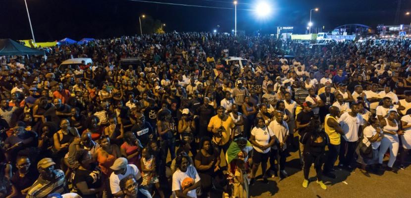 Guyane: Bareigts reporte une éventuelle visite