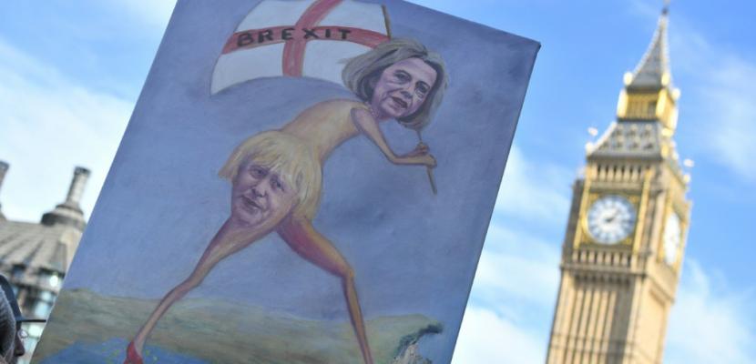 Le Royaume-Uni au bord du Brexit