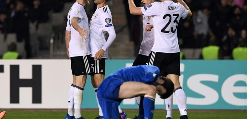 Mondial-2018: sans-faute pour l'Allemagne, sans briller pour l'Angleterre