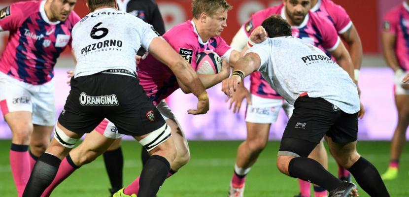 Top 14: le Stade français Paris voit de nouveau la vie en rose