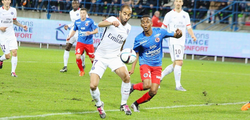 Football, Coupe de France. Avranches-PSG : c'est complet !