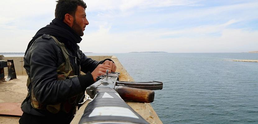 Syrie: bataille féroce pour la reconquête du barrage de Tabqa