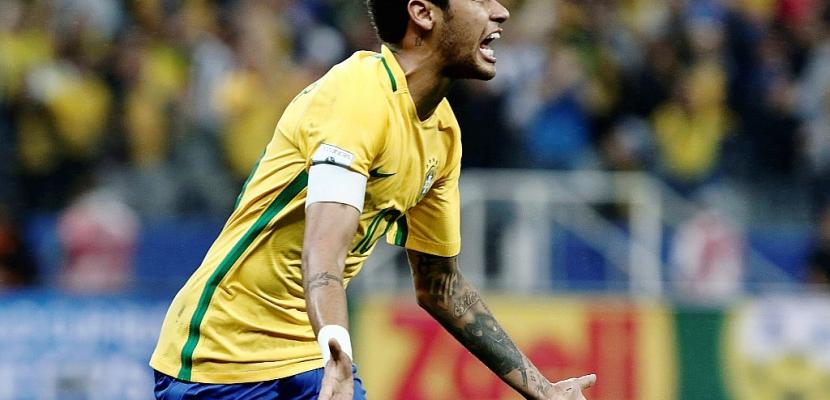 Mondial-2018: le Brésil première équipe qualifiée