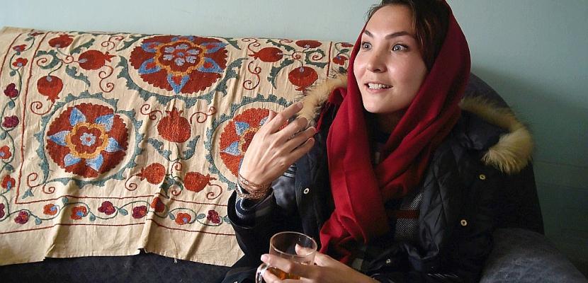 Les filles d'Afghanistan veulent se jeter à l'eau