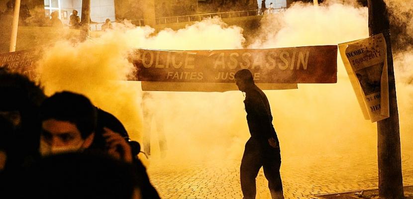 Chinois tué à Paris: dix interpellations lors d'une manifestation